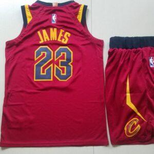 Баскетбольная форма Cavaliers Lebron James 23