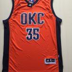 Баскетбольная форма Oklahoma Kevin Durant 35-4