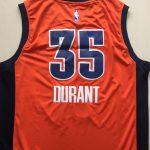 Баскетбольная форма Oklahoma Kevin Durant 35-5