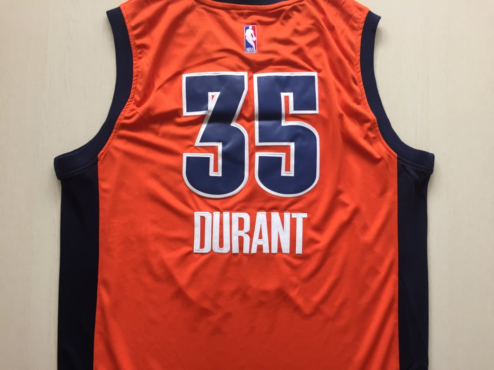 Баскетбольная форма Oklahoma Kevin Durant 35 купить