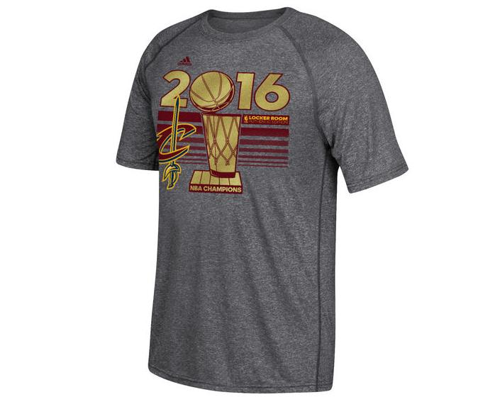 Cleveland 2016 Champions Tee Grey-1