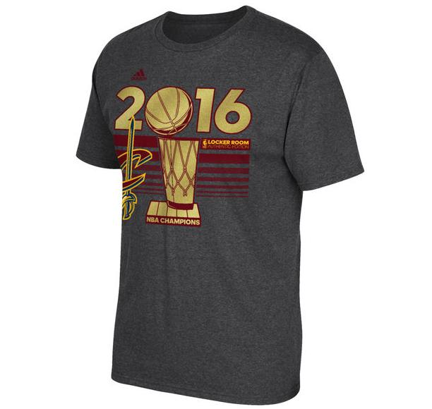 Cleveland 2016 Champions Tee Grey