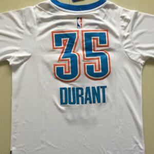 Баскетбольная форма Oklahoma Kevin Durant 35