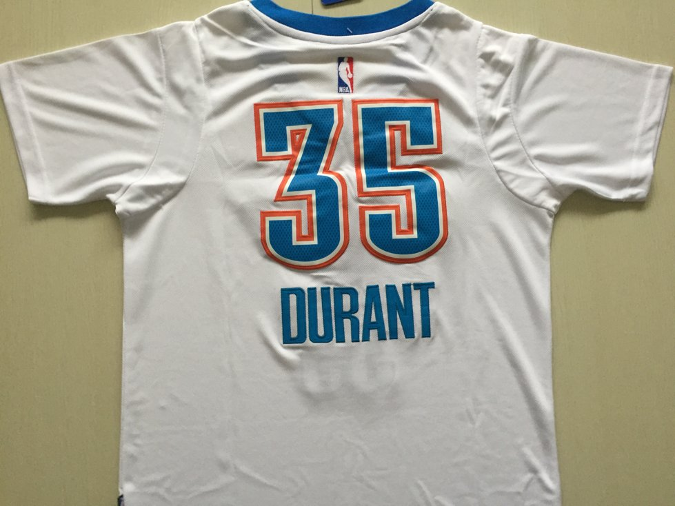 Форма OKC Durant 35-1