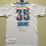 Форма OKC Durant 35-2