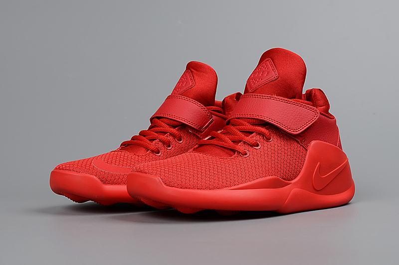 Nike Kwazi Action Red 3