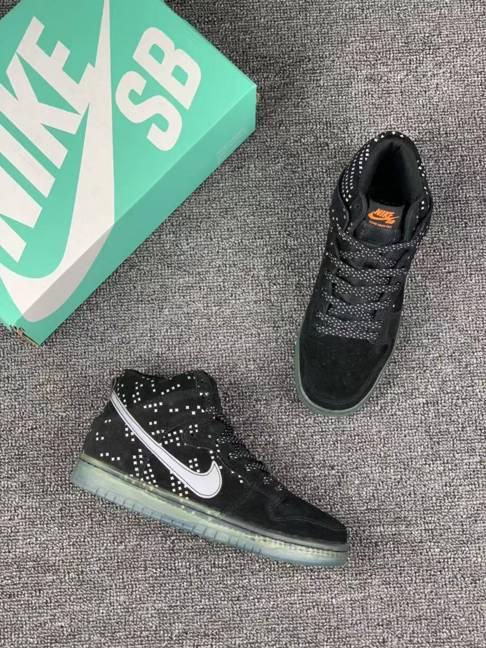 Nike SB Dunk High Premium Flash Pack Black Ice 2