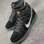 Nike SB Dunk High Premium Flash Pack Black Ice 4