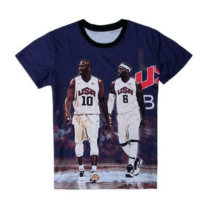 Футболка Slamdunk Players T-shirt vol.1