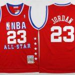 1988-89 Jordan #23 All-Star Red-1