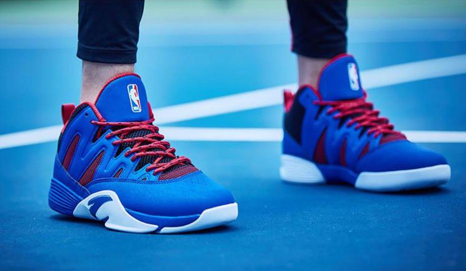 2018 Anta x NBA Teams Sneakers Cleveland Cavaliers 2