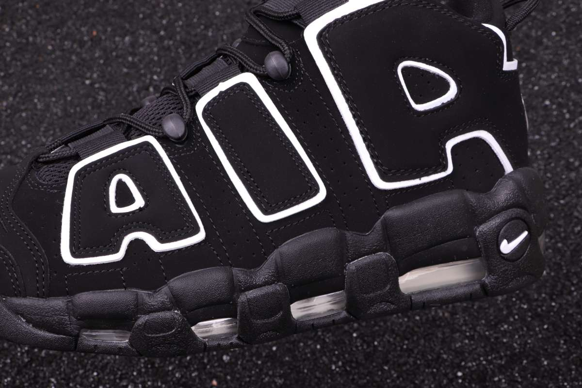 Air More Uptempo Black White 2016-1