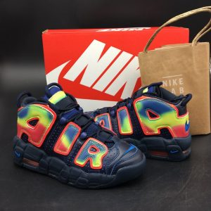 Кроссовки Air More Uptempo Heat Map GS