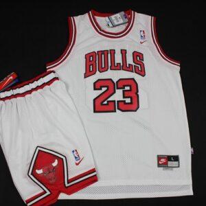 Баскетбольная форма Chicago Bulls