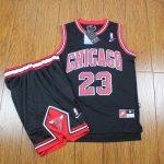 Баскетбольная форма Chicago Bulls-2