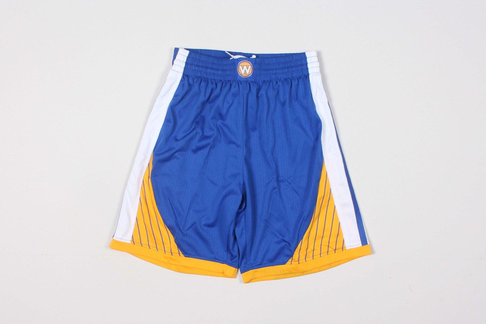 Баскетбольные шорты Golden State Warriors