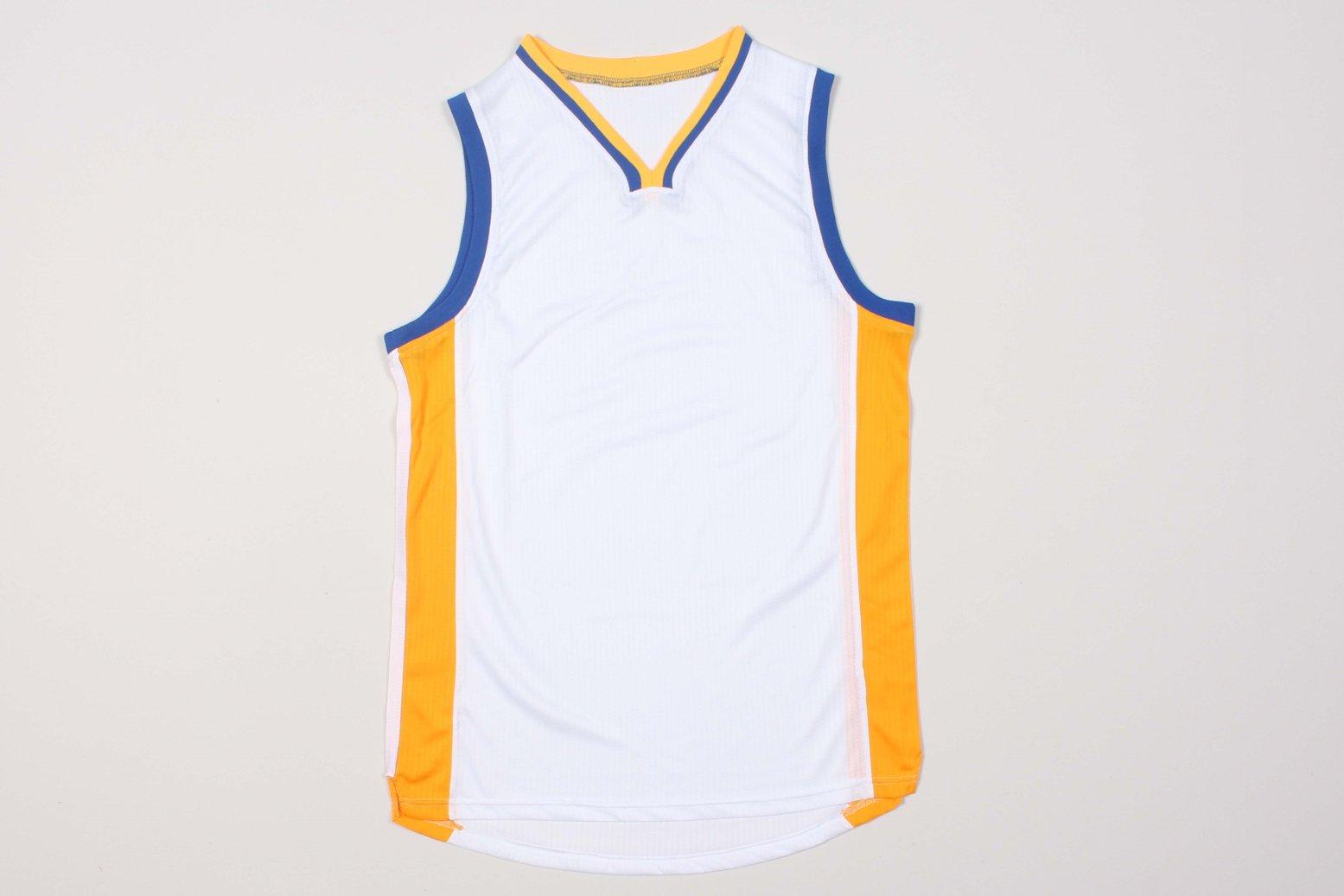 Баскетбольная форма Golden State Warriors
