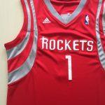 Баскетбольная форма Houston Rockets-2