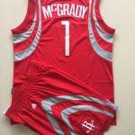 Баскетбольная форма Houston Rockets-4