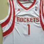Баскетбольная форма Houston Rockets-7