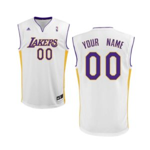 Баскетбольная форма Los Angeles Lakers купить