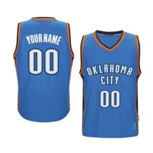 Баскетбольная форма Oklahoma City Thunder купить