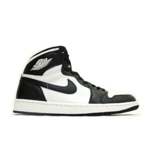 Jordan 1 Retro Black White (2014) купить