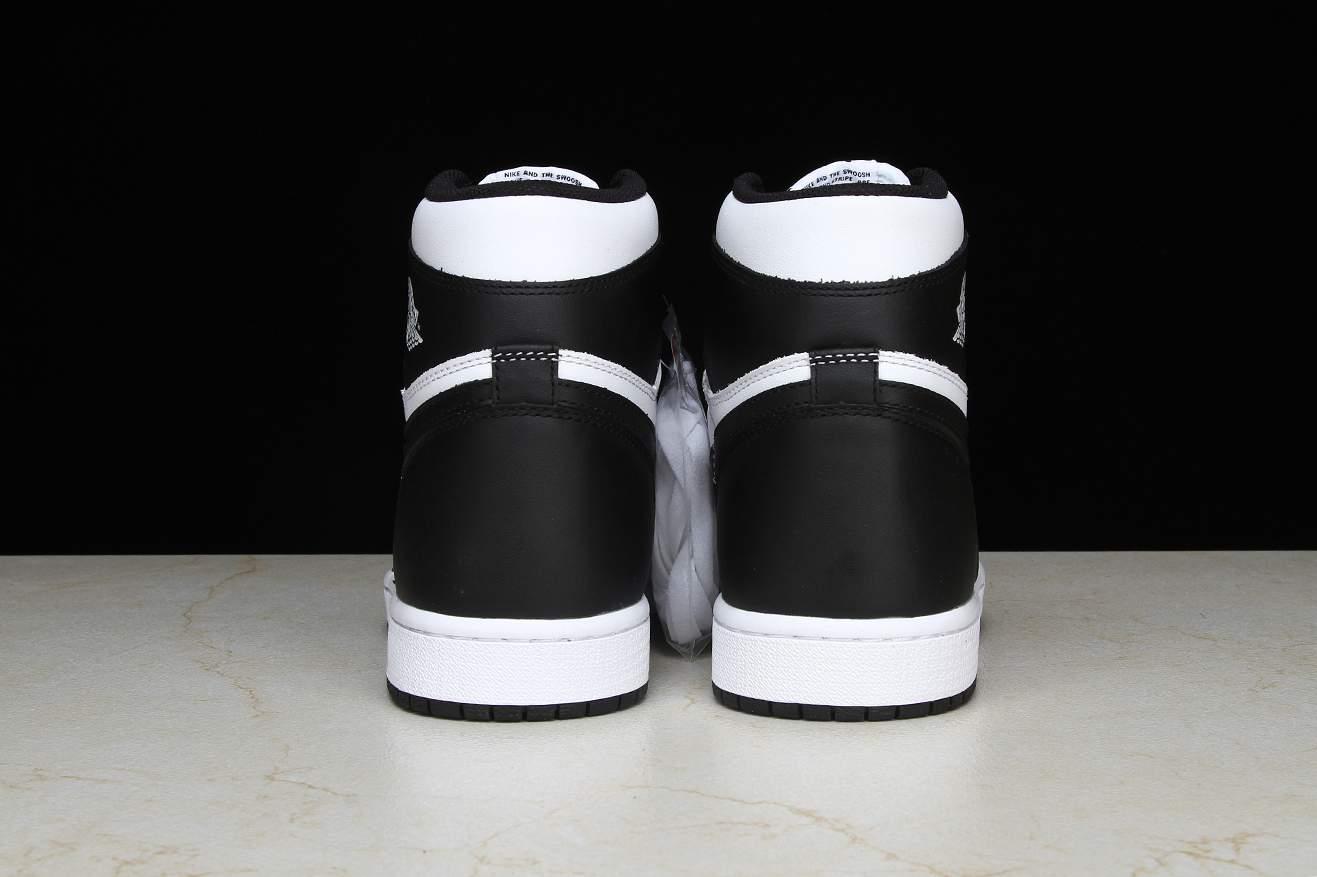 Заказать поиск Jordan 1 Retro Black White (2014)