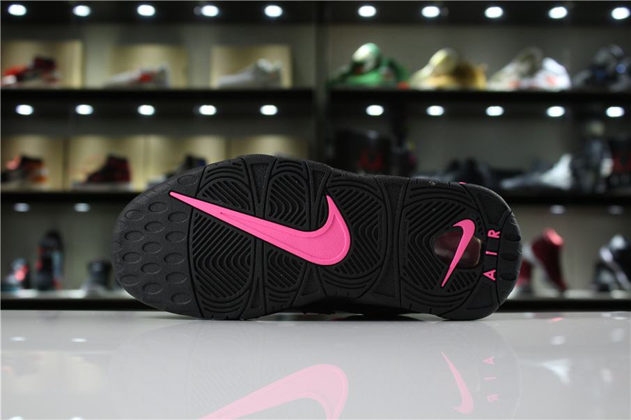 Nike-Air-More-Uptempo-Black-Pink-Blast-GS-6