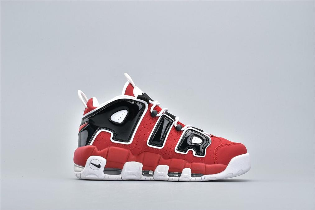 Nike Air More Uptempo Bulls Hoops Pack 2017 2