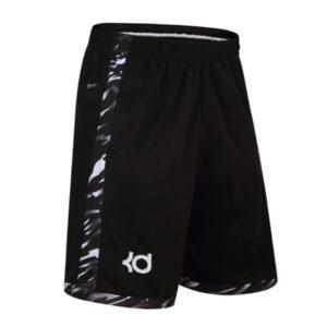 Купить мужские тренировочные шорты Kevin Durant Classic в чёрном цвете