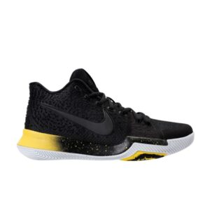 Kyrie 3 Black Yellow купить