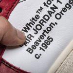 Jordan 1 Retro High Off-White Chicago-10