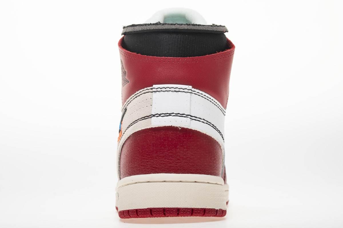 Заказать поиск кроссовок Jordan 1 Retro High Off-White Chicago