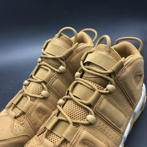 Кроссовки Air More Uptempo Flax