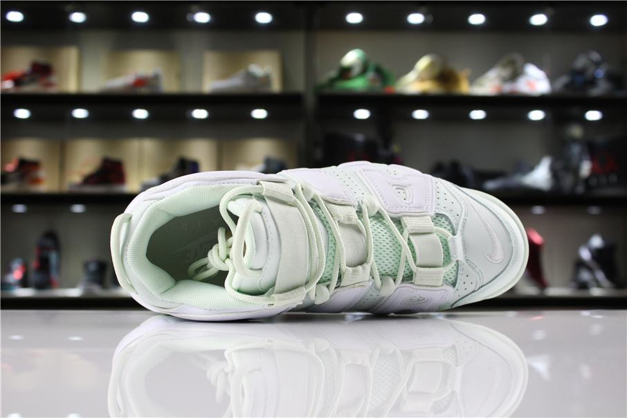 Nike Wmns Air More Uptempo Barely Green 5