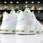 Nike Wmns Air More Uptempo Barely Green 8