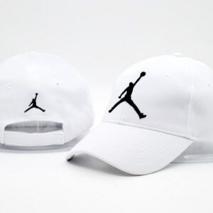 Бейсболка Air Jordan #1 белая