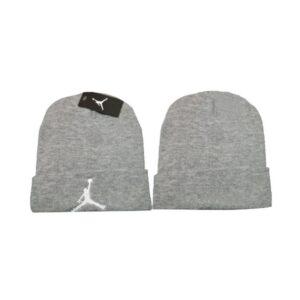 Шапка Air Jordan #1 серая