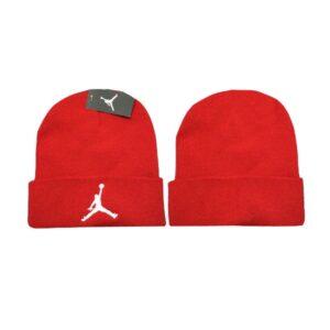 Шапка Air Jordan #1 красная