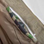 BAPE X adidas ABC Camo Firebird Shark Puffer Jacket Green-13