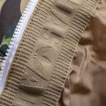 BAPE X adidas ABC Camo Firebird Shark Puffer Jacket Green-4