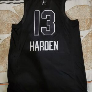 2018 James Harden Houston Rockets All-Star Game
