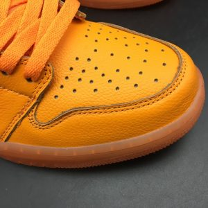 Кроссовки Jordan 1 Retro High Gatorade Orange Peel