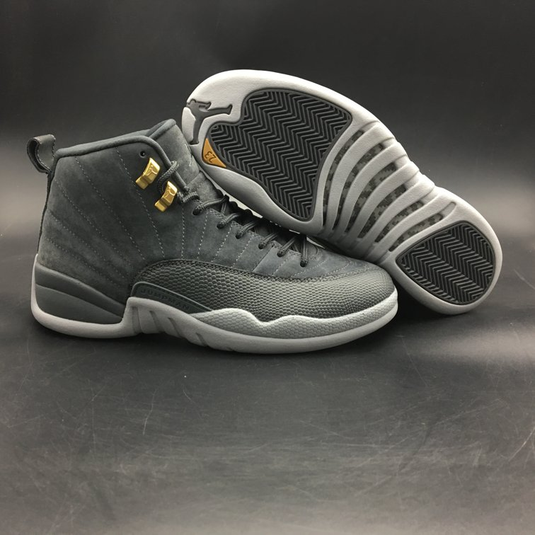 Air-Jordan-12-Retro-Dark-Grey-5