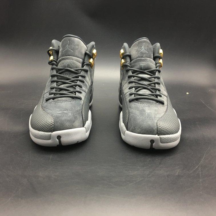 Кроссовки Air Jordan 12 Retro Dark Grey