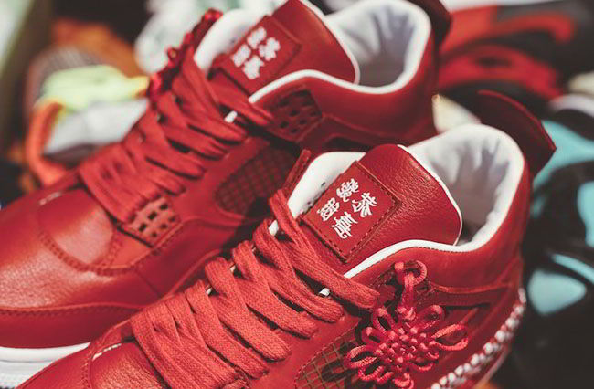 Air Jordan 4 Retro Chinese New Year (6)