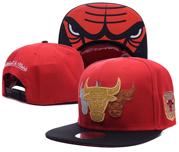 Chicago Bulls Snapback vol.1-6