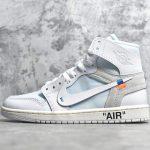 Jordan 1 Off-White White-10