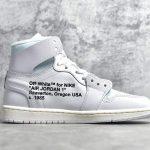 Jordan 1 Off-White White-8